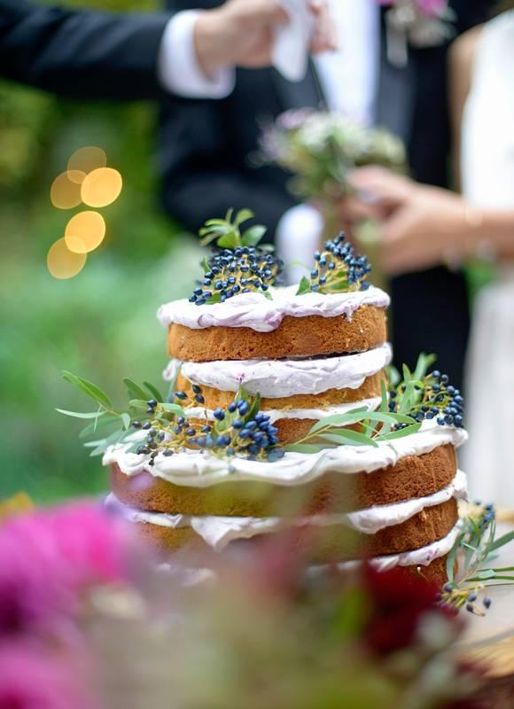 オリジナルケーキでおふたりだけのオシャレを楽しめる♪